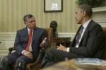 Obama Holds Bilat Meeting With Jordan's KingAbdullah