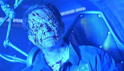 Event Horizon (1997) Review |BasementRejects |Sam Neill Event Horizon
