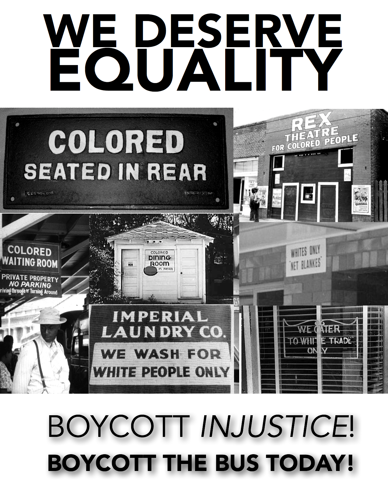 the montgomery bus boycott during the us civil rights movement The montgomery bus boycott of the role of women in the civil rights movement with the roles women played seat on a segregated bus in montgomery.