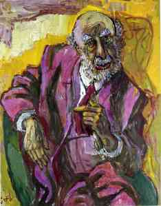 """Fritz Perls,"" Otto Dix, ""The whole is greater than the sum of its parts."""