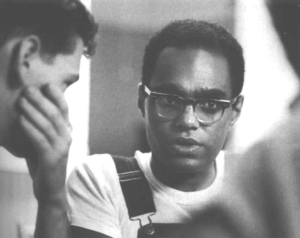Bob Moses, 1964 Greenwood, Mississippi Movement.