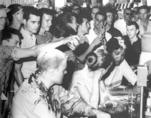 SNCC, Nashville Sit-ins, 1960