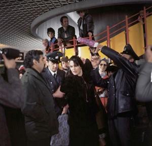 The Lost Honor of Katharina Blum, 1975, victimization scene.