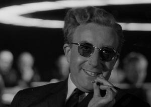 Dr. Strangelove, 1964.