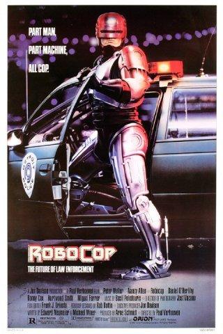 Robocop, 1987.