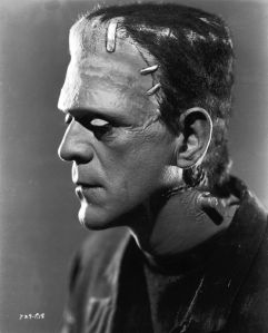 Bride of Frankenstein, 1935.