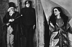 The Cabinet of Dr. Caligari, 1920.