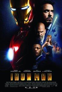 Iron Man, 2008.