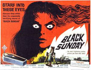 black-sunday poster