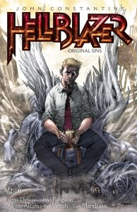 hellblazer book cover