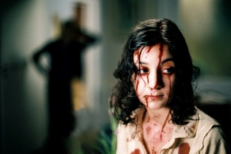 Lina Leandersson as Eli, Let the Right One In, 2008.