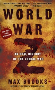 World War Z, Max Brooks