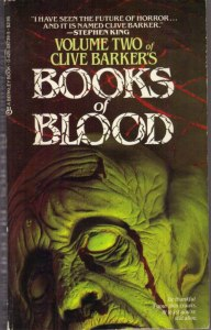 Books of Blood: Vol 2, Clive Barker