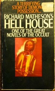 Hell House, Richard Matheson, 1971