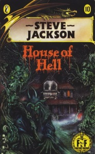House of Hell, Steve Jackson, 1984