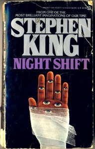 Night Shift, Stephen King, 1978