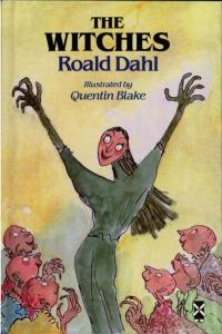 The Witches, Roald Dahl, 1983.