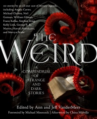 The Weird, Ann and Jeff Vandermeer, 2012