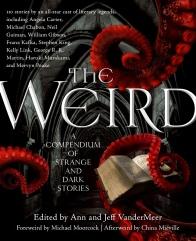 The Weird, Ann and Jeff Vandermeer, 2012
