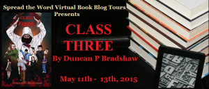 Class Three Tour blog tour banner