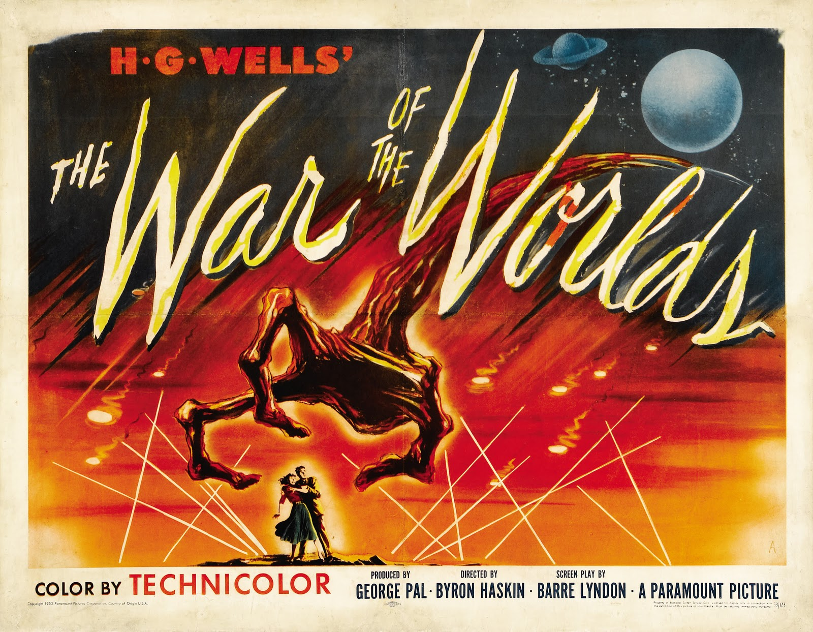 the war of the world The war of the worlds but who shall dwell in these worlds if they be inhabited are we or they lords of the world and how are all things made for man.