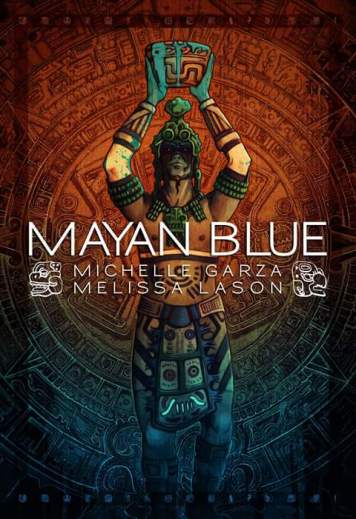 mayan blue cover