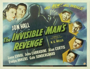 Image result for invisible man's revenge