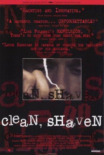 cleanshavenposter