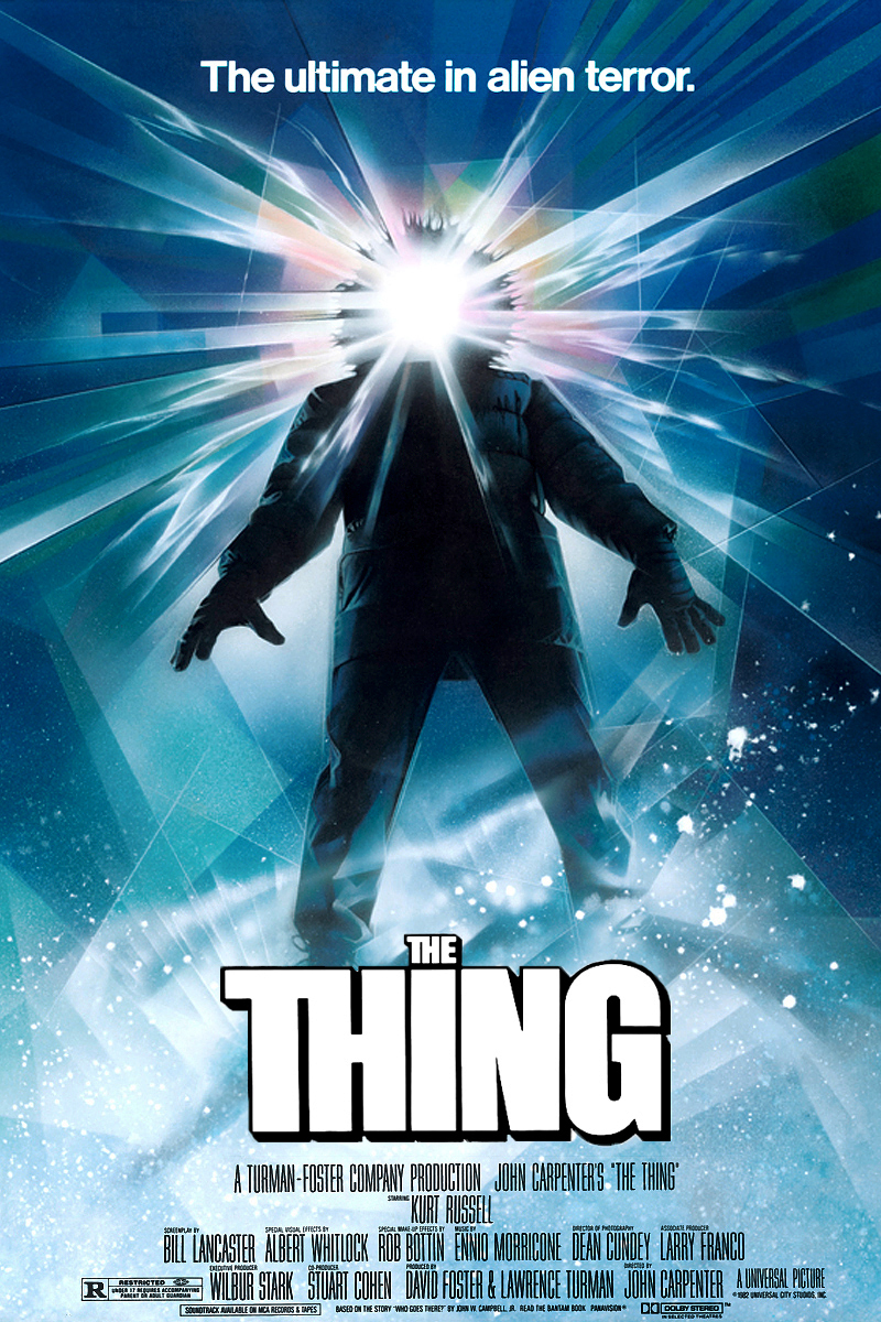 The Thing 1982 BluRay 480p 300MB ( Hindi – English ) MKV