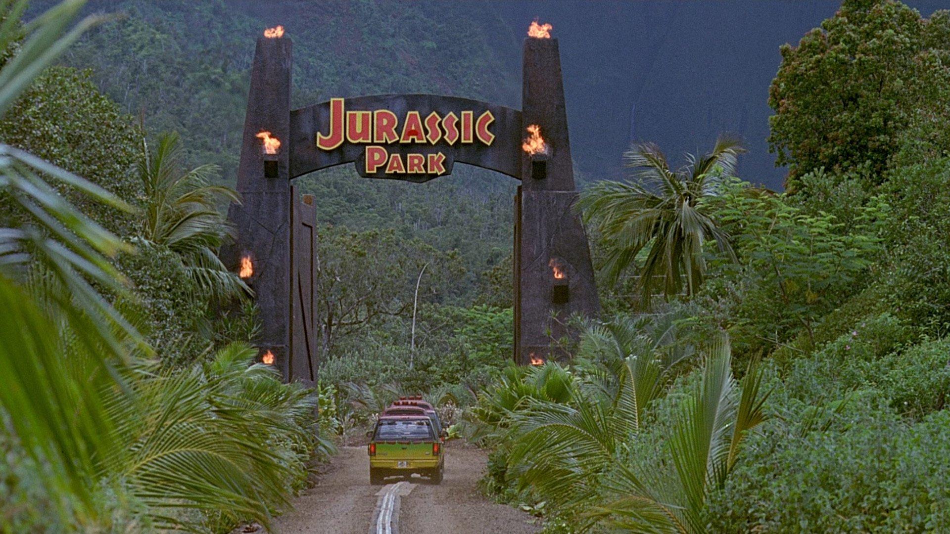 Jurassic Park Stream Kinox