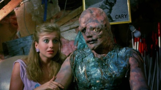 Image result for the toxic avenger