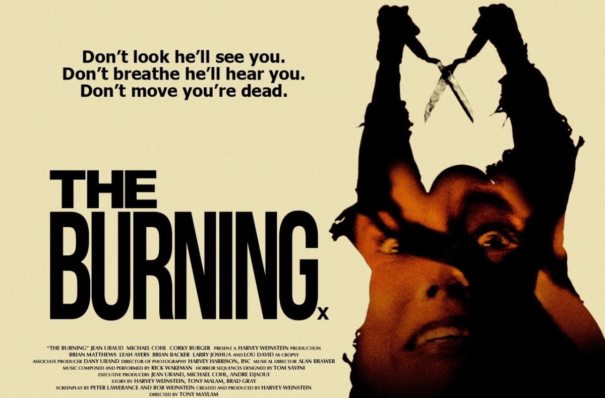 Slashers & Serial Killers in Review: The Burning (1981) | Machine Mean