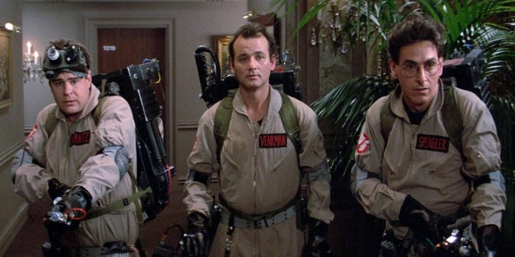 Image result for ghostbusters 1984